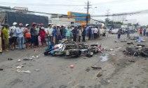 Mức phạt gây tai nạn giao thông khi lái xe có nồng độ cồn