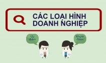 Các loại hình doanh nghiệp hợp pháp tại Việt Nam hiện nay