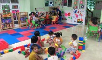 Thực hiện xã hội hóa buổi học thứ 2 trong ngày đối với mầm non, tiểu học