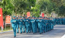 Quân dân dự bị suy giảm lao động được trợ cấp 8 triệu đồng