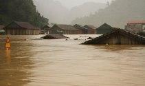 Chính phủ hỗ trợ tối đa 40 triệu đồng cho hộ bị mất nhà do mưa lũ