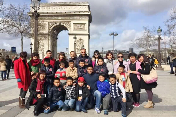 đảm bảo an toàn khi đi du lịch nước ngoài