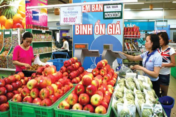 bình ổn giá các mặt hàng thiết yếu tại Hà Nội