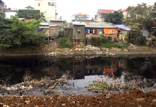xử lý các cơ sở gây ô nhiễm môi trường