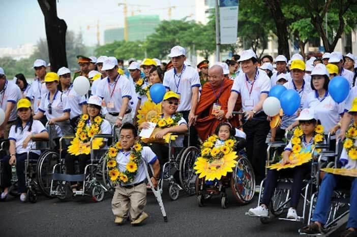 quyền lợi của hội viên hội người khuyết tật hà nội