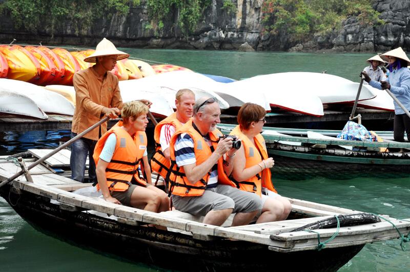 khách quốc tế du lịch tại việt nam 2018