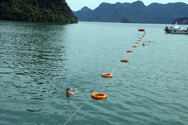 huấn luyện nghiệp vụ trên biển