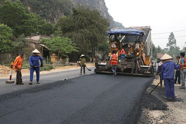 quản lý công trình đường bộ