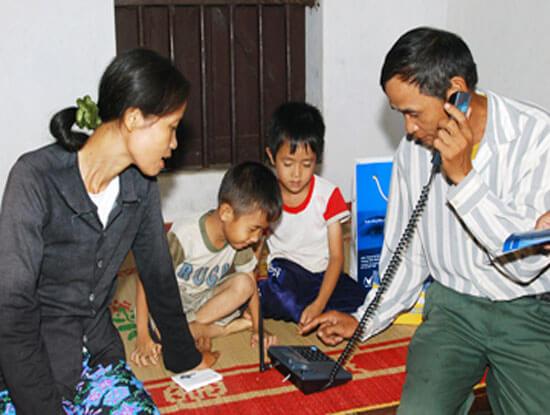dịch vụ viễn thông công ích