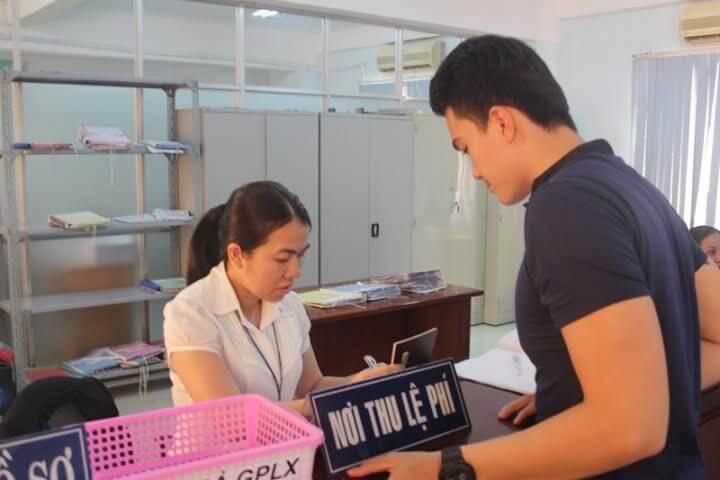Đổi giấy phép lái xe máy tại TP.HCM