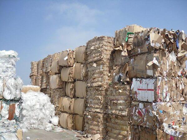 phế liệu nhập khẩu vào Việt Nam