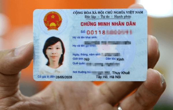 Không có sổ hộ khẩu có xin cấp lại thẻ căn cước công dân được không?
