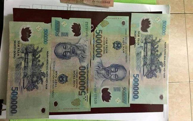 Tiền rách hoặc hư hỏng có được đổi thành tiền mới không?