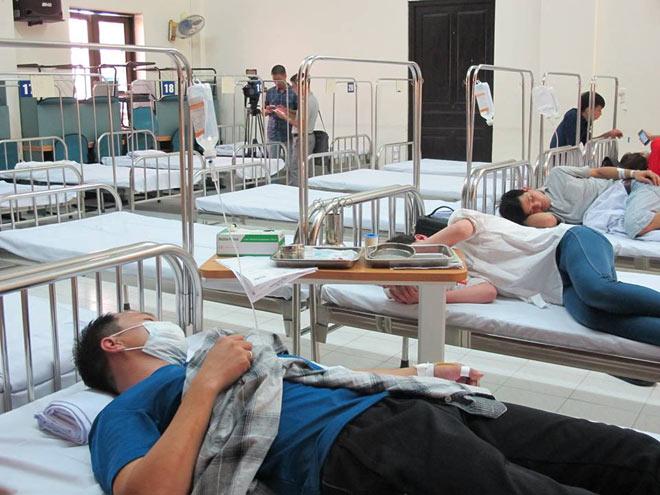 hệ thống kiểm soát nhiễm khuẩn bệnh viện