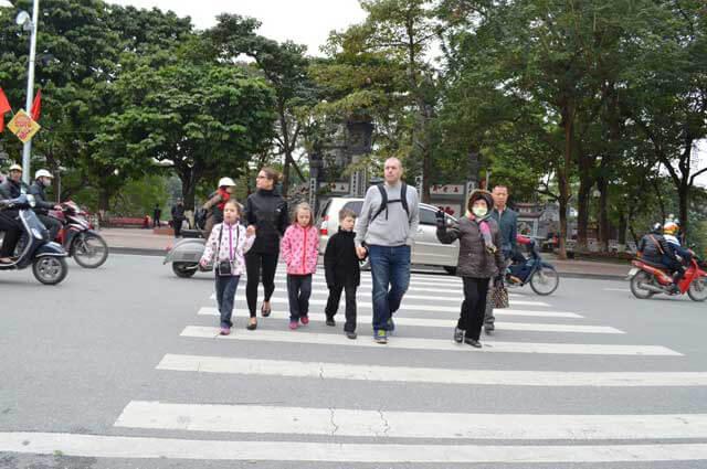 Quy tắc nhường đường khi tham gia giao thông cần phải biết