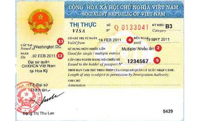Miễn thị thực và các trường hợp miễn thị thực Việt Nam