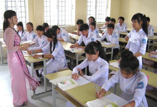 chuẩn giáo viên phổ thông