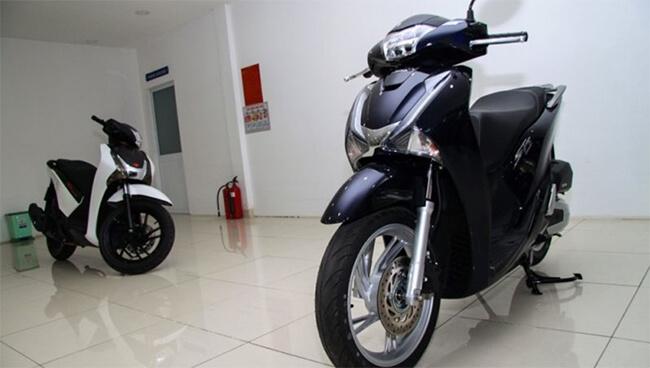 Mức đóng lệ phí trước bạ khi mua xe máy cũ