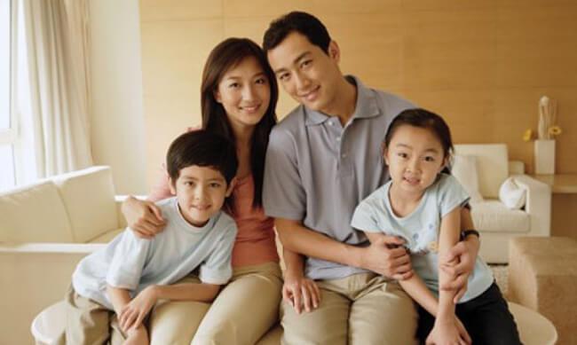 Con chung của vợ chồng được coi trong thời kỳ hôn nhân