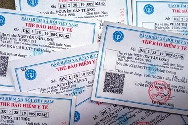 Có được thanh toán tiền BHYT khi bị mất thẻ BHYT?