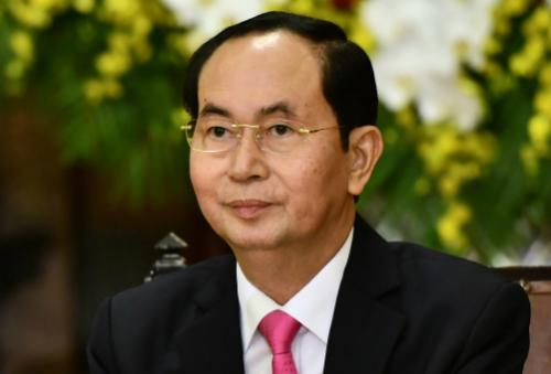 chủ tịch nước Trần Đại Quang mất