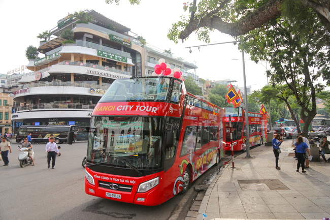 xe bus 2 tầng
