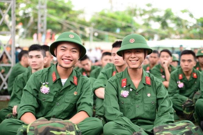 tiêu chuẩn đi nghĩa vụ quân sự