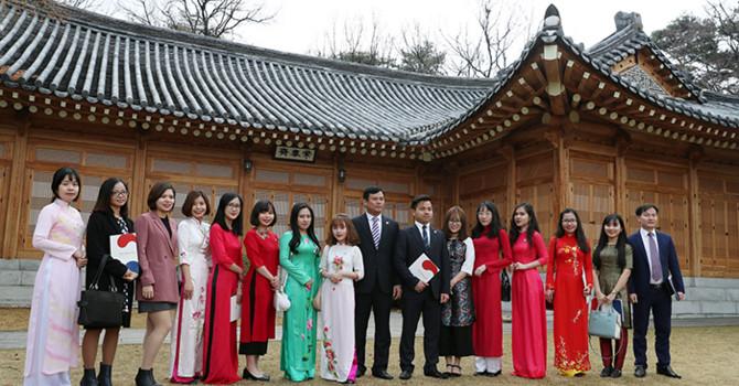 Hàn Quốc cấp visa 5 năm cho Việt Nam