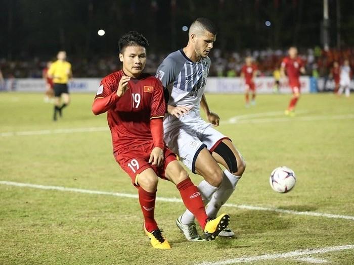 luật bàn thắng trên sân khách tại AFF Suzuki Cup 2018