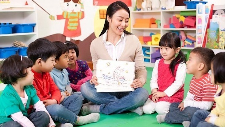 Quy định chuẩn nghề nghiệp giáo viên mầm non