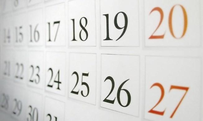 các ngày nghỉ hưởng nguyên lương năm 2019