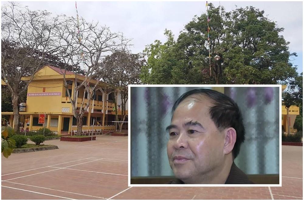 vụ hiệu trưởng dâm ô học sinh nam ở Phú Thọ