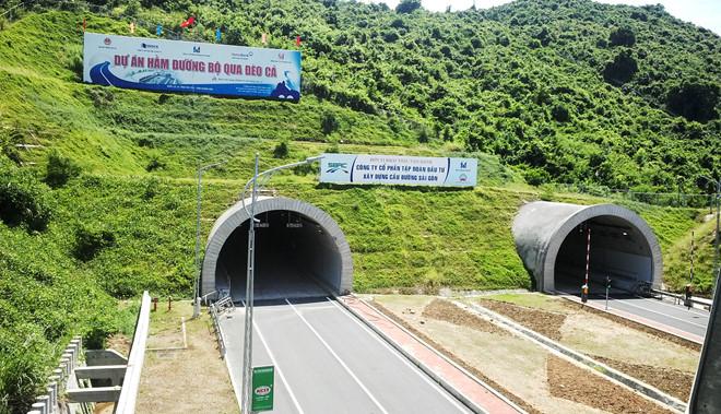 Sẽ thu phí sử dụng hầm đường bộ từ tháng 2/2019