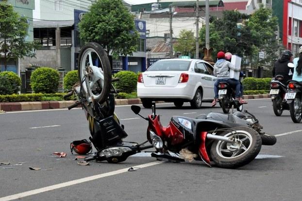 Bị tai nạn giao thông được bảo hiểm chi trả bao nhiêu?